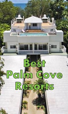 Check out the best Palm Cove Resorts and end up in a beautiful spot for an awesome vacation. Here are the top resorts in Palm Cove, Queensland. All Inclusive Resorts, Luxury Resorts, City Of Adelaide, Australia Holidays, Australian Continent, Family Getaways, Beach Holiday, Great Barrier Reef