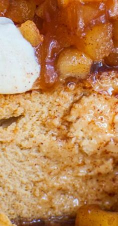 The best apple pie caramel cheesecake! Dulce de leche cheesecake with apple pie filling, homemade caramel and whipped cream! Best Cheesecake, Caramel Cheesecake, Cheesecake Recipes, Fall Dessert Recipes, Holiday Recipes, Desserts, Homemade Caramel Sauce, Caramel Recipes, Tatyana's Everyday Food