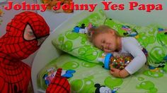 JOHNY JOHNY Yes Papa Song - Baby Bottle & Gumballs - Simple Songs for Children http://video-kid.com/20988-johny-johny-yes-papa-song-baby-bottle-gumballs-simple-songs-for-children.html  JOHNY JOHNY Yes Papa Song - Baby Bottle & Gumballs - Simple Songs for Children  All videos for children with DiAndTiShow Kids channel: Spider Man and Elsa Cold Heart cartoon for children - Spider-Man and Elsa Frofen cartoon for children: CHALLENGES FOR CHILDREN - Common Food vs. Marmalade EXTREME CHALLENGE…