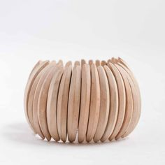 20% OFF SALE  Unfinished Wooden Bangle by WoodBeJewels on Etsy, $3.95