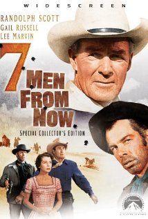 Seven Men from Now / HU DVD 10784 / http://catalog.wrlc.org/cgi-bin/Pwebrecon.cgi?BBID=10977873