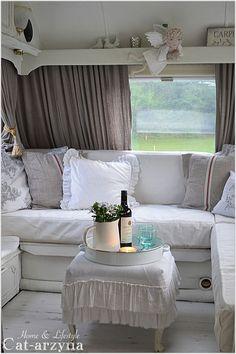 Quiero vivir en una caravana   Decoración
