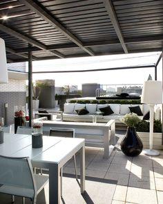 great patio/terrace idea