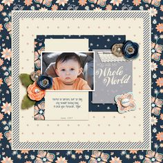 My Whole World Kit: My Wish For You Collection by Amber LaBau