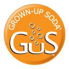 GuS - Grown-up Soda www.drinkgus.com
