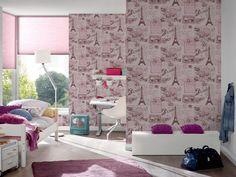 chambre #design #violet #purple photo : conforama | chambre