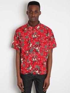 2aff4dd07e655 Love a Hawaiian shirt. Digging this Levi s number. Vintage Hawaiian Shirts
