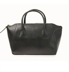 Dixie hand bag - 'snake' look 399 DKK