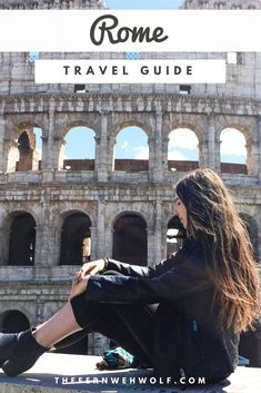 If you're wondering what you need to do in Rome then here is a perfect travel guide! I include 6 things you must do in Rome and a secret tip to save you hours of waiting in lines.