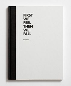 I like the black bind cover on this notebook. It looks pretty simple to do. Also the way these words are laid out.