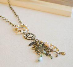 Plunder - Lyric necklace
