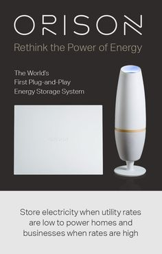 The First Home Battery System You Simply Plug in to Install
