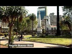 Argentina - Regiones de la Argentina