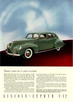 1938 Lincoln