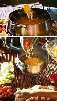 aged cheddar guinness fondue more guinness fondue fundue fondue ...