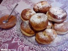 Hungarian Recipes, Pretzel Bites, Doughnut, Muffin, Bread, Breakfast, Pastries, Cakes, Morning Coffee