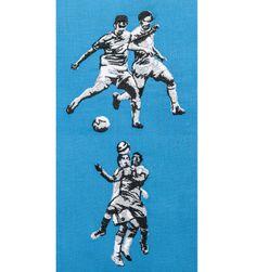 Fußball Stickdateien by Gabrielles Embroidery