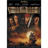 Pirates of the Caribbean: The Curse of the Black Pearl (Two-Disc Collector's Edition) (DVD)By Johnny Depp