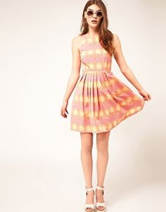 Cotton Summer Dresses.  I need to get a few.