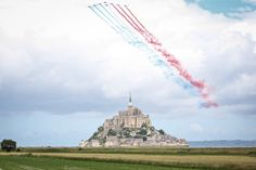 Stage 1 #TDF2016 Mont St Michel Beautiful.