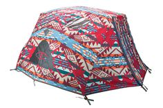 Poler Outdoor Stuff is honored to partner with fellow Oregonian brand Pendleton Woolen Mills. It was a natural step in combining Pendleton's classic woven patt Tent Camping, Camping Gear, Family Camping, Two Man Tent, 3 Season Tent, Picnic Blanket, Outdoor Blanket, Tent Fabric, Waterproof Tent
