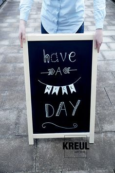 Křídový fix Kreul Memo Boards, Marker, Haberdashery, Chalkboard Quotes, Art Quotes, Poster, Lettering, Artwork, Inspiration