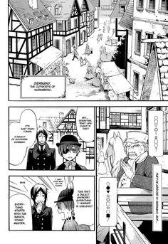 Kuroshitsuji 87 Page 2