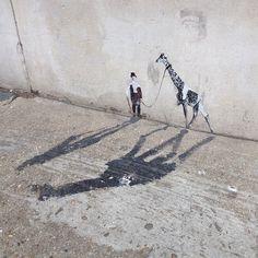 Street art in London