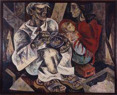 O Almoço do Trolha - Júlio Pomar