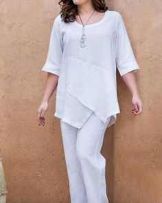 Gender:WomenDecoration:PureColorMaterial:Polyester/CottonOccasion:DailyStyle:Casual/FashionTheme:Spring,SummerColor:AsPicturePleaseNote:AllDimensionsAreMeasuredManuallyWithADeviationOf1To3cm. Mother Of Bride Outfits, Mother Of The Bride, Gender, Tunic Tops, Pure Products, Suits, Note, Spring, Casual