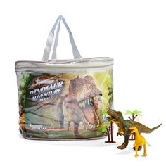 Help your child's imagination take flight with this themed playset, which consists of various wildlife pieces including figures small enough for kids to hold. Dinosaur Garden, Tiny Dinosaur, Dinosaur Toys, Dinosaur Birthday, Dinosaurs, Play Equipment, Friends In Love, Lunch Box, Adventure