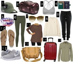 Safari Packing List The Cheap and Comfortable South African Safari Packing Guide - Everything you need to pack for a South African Safari. Travel guide and packing list! What clothes to bring and what to leave at home. Safari Outfits, Safari Clothes, African Vacation, South Africa Safari, Tanzania Safari, Travel Wardrobe, African Safari, African Fashion, Trendy Fashion