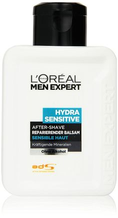 L'Oréal Men Expert Hydra Sensitiv After Shave, 100ml: Amazon.de: Beauty