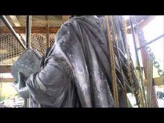 A restauração da estátua da Liberdade (+playlist)
