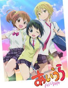 Aiura Bluray [BD]   720p 30MB MKV  #Aiura  #Soulreaperzone  #Anime