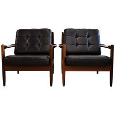 For Sale on - Scandinavian mid century modern sophisticated armchairs. Exceptionally designed and manufactured midcentury armchairs. A truly stunning, elegant and sophisticated