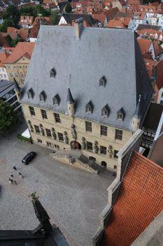 Blick vom Marienturm auf das historische Rathaus in Osnabrück Photos from Stadt Osnabrück Friedensstadt Osnabrück (Stadt Osnabrück) on Myspace