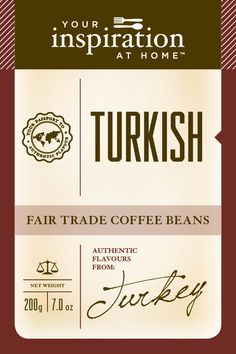 Coffee: Rich and vibrant flavours from South Africa, USA, Yemen and Turkey. From $15.95 - $19.95