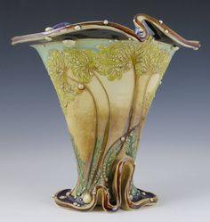 "Carol Long - 13"" vase So amazing it takes my breath away"
