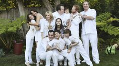 Modern Family- if you dont watch it- you are TOTALLY missing out on 30 mins of laughing out loud!!!