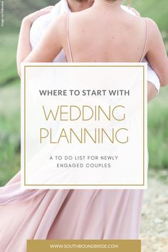 Where to Start with Wedding Planning   SouthBound Bride   Image: Ian Odendaal