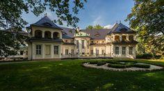 Pałac w Bagnie z XX w. Nowy zamek