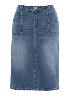 MSSHE Women's High Waisted Denim Pencil Skirt with Stretc... https://www.amazon.com/dp/B01MS22XZA/ref=cm_sw_r_pi_dp_x_QZ4bzbDVA4NP1