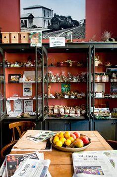 A snack bar near Olot, in Cataluña, Spain. Stefano Buonamici for The New York Times