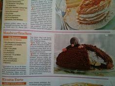 Maulwurfkuchen