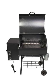 This is the smoker you want to buy. Click to see our low price.Camp Chef SmokePro SE Pellet Grill The SmokePro SE Pellet Grill is built so you can discover the real tastes of award winning BBQ right from your own back patio. Simply select the desired cooking temperature and let the electronic controls maintain temperatures for you. Cooking temperatures range from 160°F up to 500°F, including low or high smoke settings. The built in grease management system keeps things clean for the next bbq