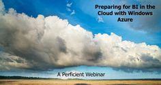 SharePoint BI, Cloud BI using Microsoft Windows Azure, and SQL Server 2012.