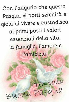 Buona Pasqua immagini - BellissimeImmagini.it Italian Quotes, Happy Easter, Encouragement, Stickers, Gif, Luigi, Madonna, Celebrations, Spirituality