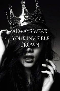 Crown pinned with Bazaart