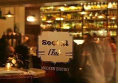Social Club Modern Bistro - Tel Aviv.